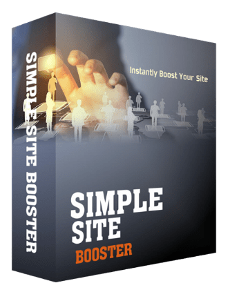 Simple Site Booster